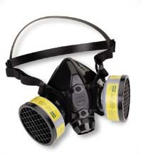 English: North 7700 Series Half Mask Air-Purif...